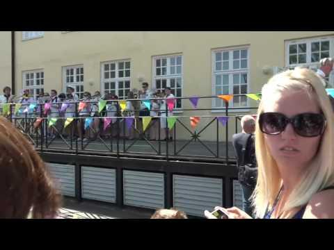 LIVE: Studentutsläpp på Vipan