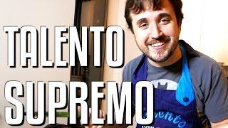 TALENTO SUPREMO - RATATOUILLE DE FACA CEGA - Ep.722