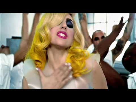 Lady Gaga & Beyoncé - Telephone (HQ instrumental + Official Background vocals)