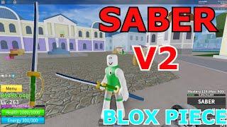 ROBLOX Blox Stück SABER V2 GO KILL ALLE BOSSES IN BLOX PIECE