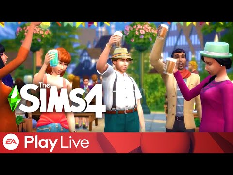 Sims 4 FULL Presentation | EA Play 2020