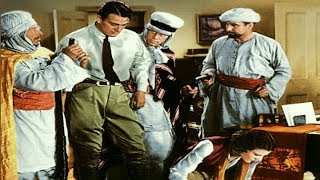DESERT COMMAND | John Wayne | Ruth Hall | Full Length Adventure Movie | English | HD | 720p