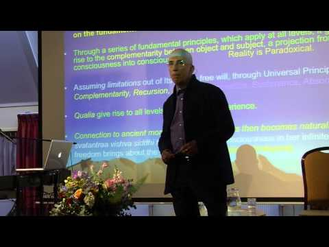 Perception and the Self: Mystery and Amazement - Menas Kafatos