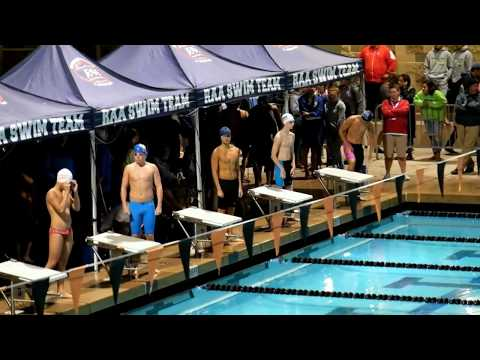 2018 CIF-SS Swimming Division 4 Final - Boys 400 Yards Freestyle Relay