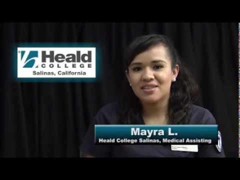 Mayra Heald College Salinas