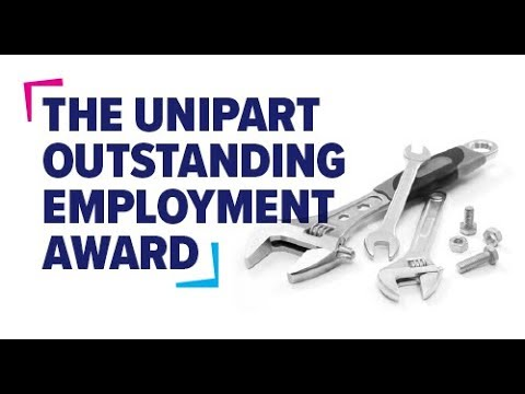 Barclays win The Unipart Outstanding Employment Award