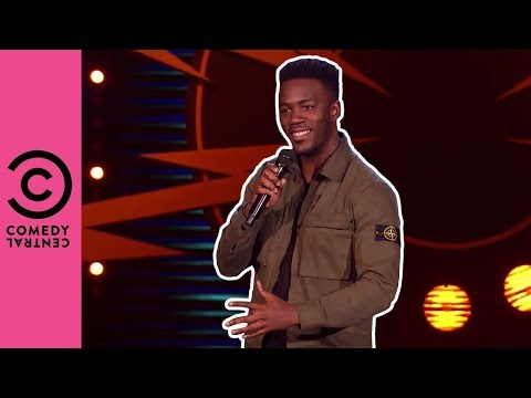 Mo Gilligan Loves 'Having It Large'   Stand Up Central