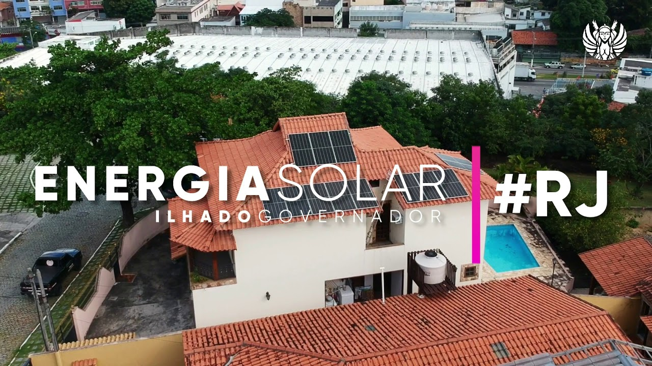 FRIGGA  |  Case de Energia Solar FV no #RJ