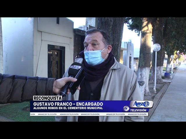 GUATAVO FRANCO - ENCARGADO