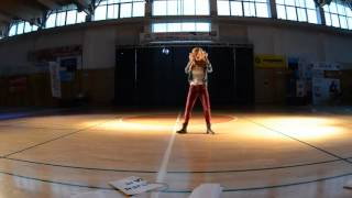 Olivia 'Chachi' Gonzales  Like a Boy @ Dance Festival Zmigaj se! 2012