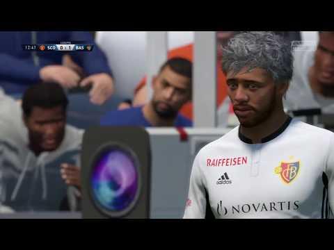 FIFA 17 Pro Club | Basel PS4 LIVE