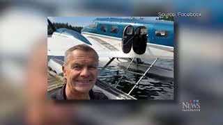 Gabriola Island plane crash victim ID'd as experienced pilot