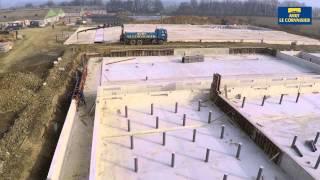 AVRY LE CORVAISIER/Bâtiment/ Bâtiment d'élevage/maçonnerie et construction agricole/porcherie