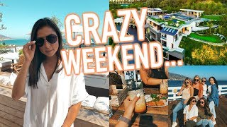 Craziest Weekend of My Life... lol    Jeanine Amapola Vlogs