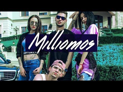 RAJMUND - MILLIOMOS feat. NEMAZALÁNY, LIL G (Official Music Video) videó letöltés