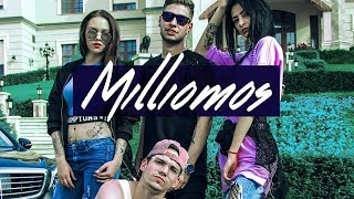 RAJMUND - MILLIOMOS feat. NEMAZALÁNY, LIL G (Official Music Video)
