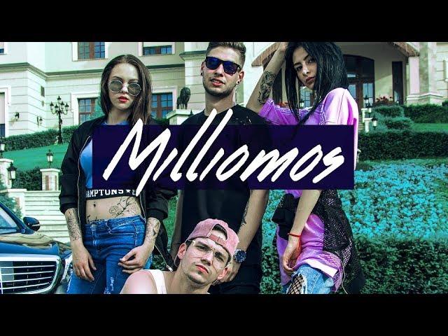 RAJMUND - MILLIOMOS feat NEMAZALÁNY LIL G