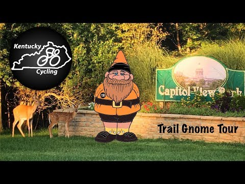 Kentucky Cycling Trail Gnome Tour:  Capitol View Park