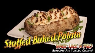 Stuffed Baked Potato Recipe
