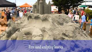 Ocean Shores Sand and Sawdust Festival - Do Ocean Shores.com
