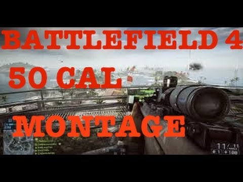 how to get the 50 cal in battlefield 4 campaign