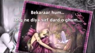 Dil  To  Miltey  Hain Bicharne  Ke  Liye.......By.~~~arohe song