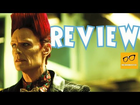 Altered Carbon Season 1 Review | Mid-Binge | Neflix