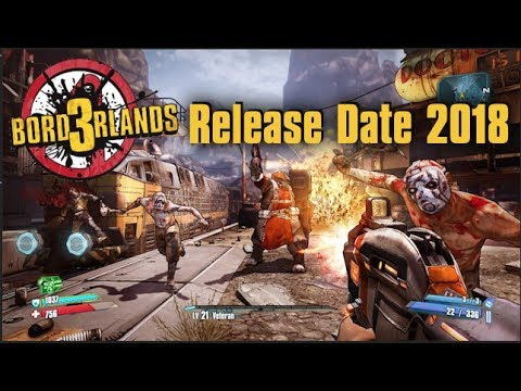 BORDERLANDS 3 RELEASE DATE PREDICTION 2018 - YouTube Borderlands 3 Release Date