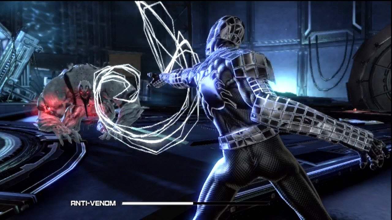 Spider-Man: Edge of Time [Anti-Venom] - XBox 360 - YouTube