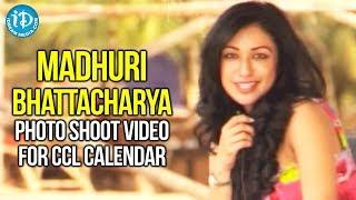 Madhuri Bhattacharya Photo Shoot For CCL Calendar | CCL Brand Ambassador