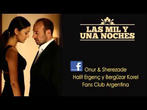 Las mil y una noches Banda Sonora