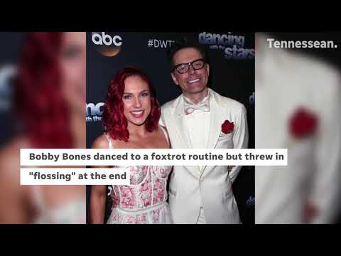 Bobby Bones has been competing on 'Dancing with the Stars'