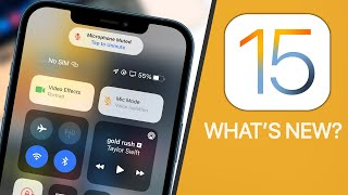 iOS 15 - 85+ Best New Features & Changes!