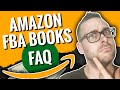 Frequently Asked Questions Amazon FBA Books UK   Head Start Selling Used Books on Amazon FBA UK