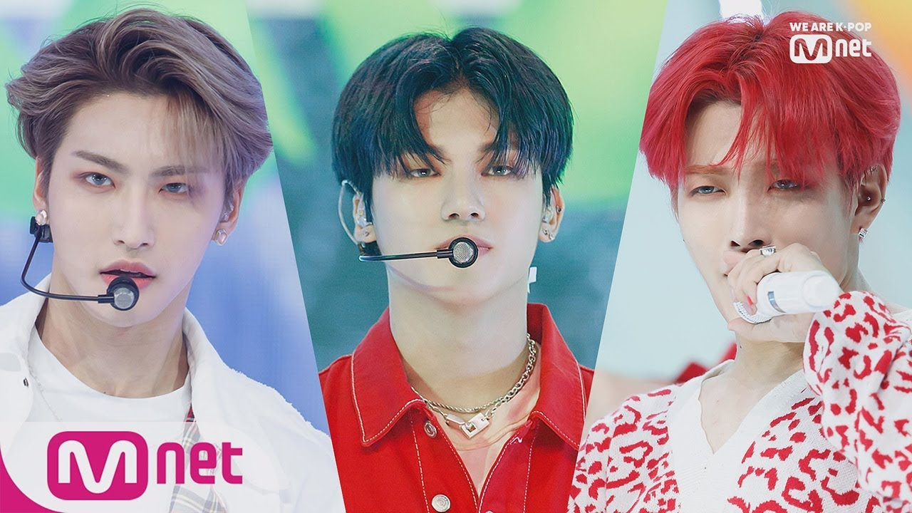 Download [ATEEZ - WAVE] Comeback Stage | M COUNTDOWN 190613 EP.623