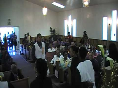 New Paradise Baptist Church San Diego 50th Church Anniversary