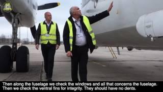 Antonov 26 Walkaround: Let senior Air Urga Captains show you every detail of their baby! [AirClips]