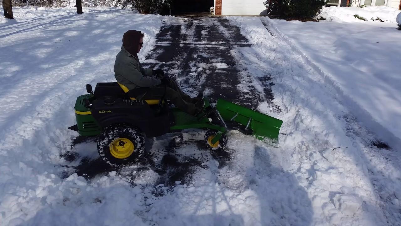 Gen 3 Snow Plow Kit 480