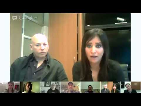 Californication Season 6: Google Hangout  Pamela Adlon and Evan Handler