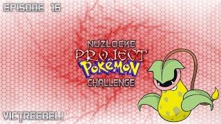 "Roblox Project Pokemon Nuzlocke Challenge - #16 ""Victreebel!"" - Commentary"