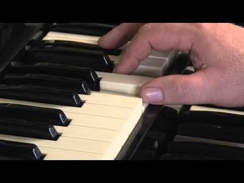 HAMMOND ORGAN & KEYBOARDS FOR BEGINNERS LESSON #8 - B3 and C3