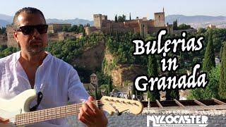 Bulerias in Granada - NYLOCASTER - Ben Woods - Flametal