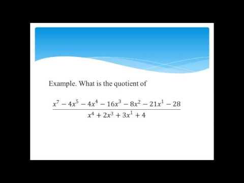 Matemática - Multiplicación y división de potencias de igual exponente from YouTube · Duration:  5 minutes 7 seconds