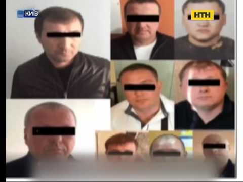 В Киеве задержали  криминальных авторитетов