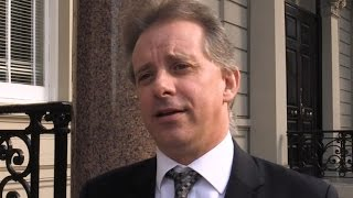 Dossier Author Christopher Steele