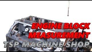 Texas Speed & Performance Engine Machining Facility - Probing Machine