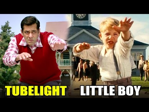 Proof That Salman Khan's Tubelight Is An EXACT COPY Of Hollywood Movie Little Boy