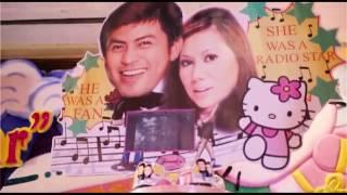 Hello Kitty Wedding of DJ Nicole Hyala