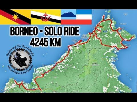 Borneo Ride Highlights