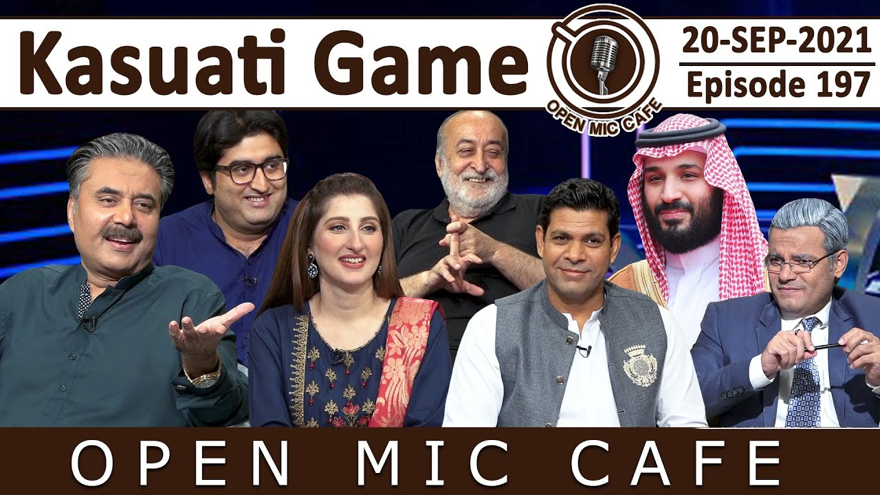 Download Open Mic Cafe with Aftab Iqbal | 20 September 2021 | Kasauti Game | Episode 197 | GWAI